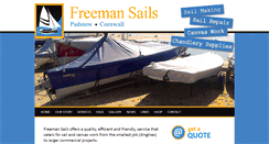 Preview of freemansails.co.uk